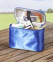 Magnet 3Pagen Chladicí kosmetická taška modrá 23x15x10cm