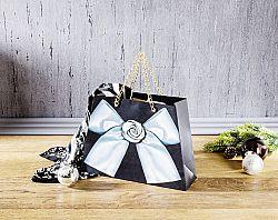 Magnet 3Pagen Dárková taška černá