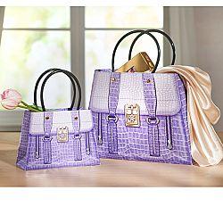 Magnet 3Pagen Dárková taška lila velká