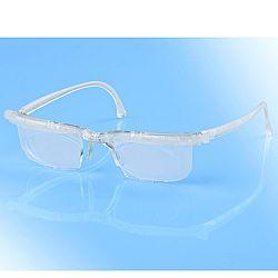 Magnet 3Pagen Dioptrické brýle, transparentní transparetní