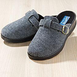 Magnet 3Pagen Domácí obuv, šedá 36