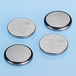 Magnet 3Pagen Knoflíkové baterie, 4ks