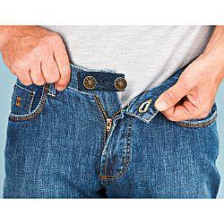 Magnet 3Pagen Knoflíkové prodlužovače pasu džínová