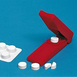 Magnet 3Pagen Kráječ na tablety červená
