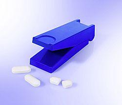 Magnet 3Pagen Kráječ na tablety, modrá