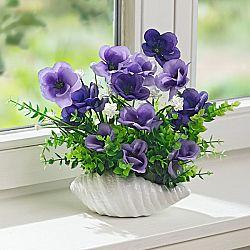 Magnet 3Pagen Květinové aranžmá v mušli