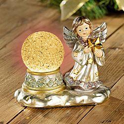 Magnet 3Pagen Lampa kulatá Anděl