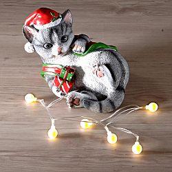 Magnet 3Pagen LED kočičí dekorace