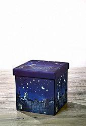 Magnet 3Pagen LED sedací box