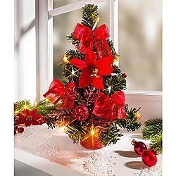 Magnet 3Pagen LED vánoční stromek