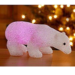 Magnet 3Pagen Lední medvěd se světlem