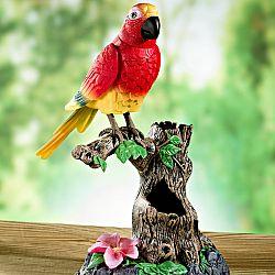Magnet 3Pagen Mluvící papoušek