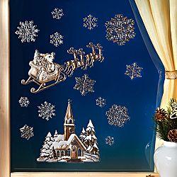 Magnet 3Pagen Obraz na okno Zlaté opojení