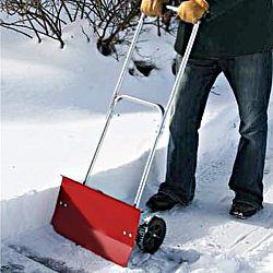 Magnet 3Pagen Odklízeč sněhu na kolečkách