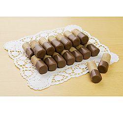 Magnet 3Pagen Oplatkové trubičky s mléčnou čokoládou 400g