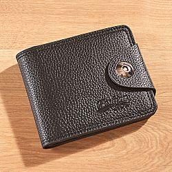Magnet 3Pagen Pánská peněženka, černá