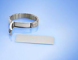 Magnet 3Pagen Pánský identifikační náramek