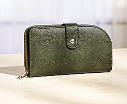 Magnet 3Pagen Peněženka jedlově zelená