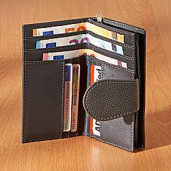 Magnet 3Pagen Peněženka šedá