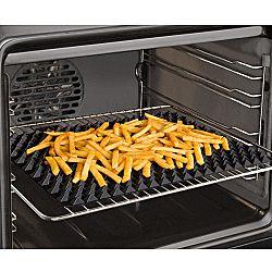 Magnet 3Pagen Podložka na pečení černá