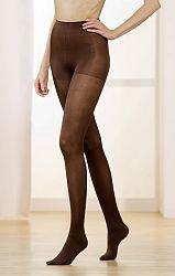 Magnet 3Pagen Podpůrné  punčochové kalhoty, čokoládová M