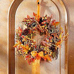 Magnet 3Pagen Podzimní věnec