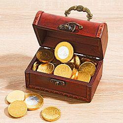 Magnet 3Pagen Pokladnice s čokoládovými mincemi