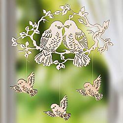 Magnet 3Pagen Poletující ptáčci
