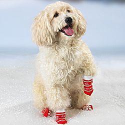 Magnet 3Pagen Ponožky pro psy, velké