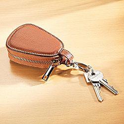 Magnet 3Pagen Pouzdro na klíče koňaková