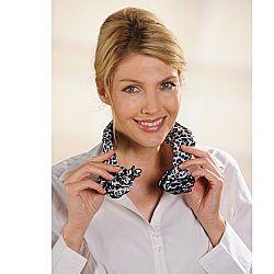 Magnet 3Pagen Šál s leopardím potiskem leopardí potisk