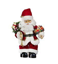 Magnet 3Pagen Santa Claus s hudbou