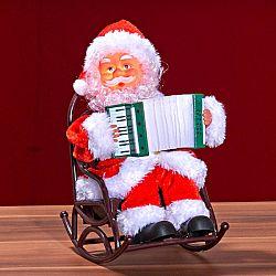 Magnet 3Pagen Santa Claus s tahací harmonikou