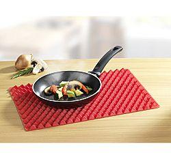 Magnet 3Pagen Silikonová pečicí podložka červená