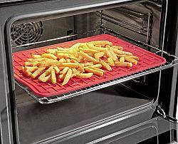 Magnet 3Pagen Silikonová pečicí podložka, oranžová