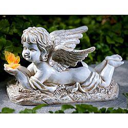 Magnet 3Pagen Solární anděl na hrob