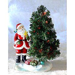 Magnet 3Pagen Solární jedlička se Santa Clausem