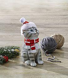 Magnet 3Pagen Vánoční koťátko