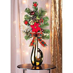 Magnet 3Pagen Vánoční kytice