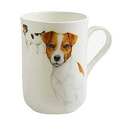 Maxwell & Williams Cashmere Dog Jack Russel hrnek 300 ml