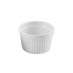 Miska zapékací porcelánová 9 cm bílá