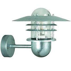Nordlux Agger - O27cm, galvanizovaná ocel x sklo
