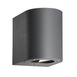 Nordlux Canto - O9cm, šedá