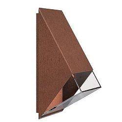Nordlux Edge - 20x10cm, corten