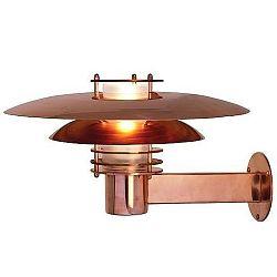 Nordlux Phoenix - O39cm, měď