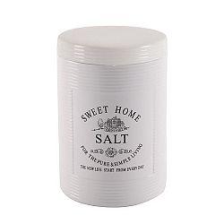 Orion Dóza porcelánová na sůl SWEET HOME