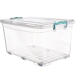 ORION Úložný box MULTI 71x44x36cm s kolečky 80 litrů