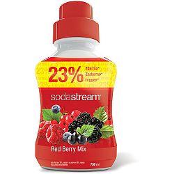 Příchuť Red Berry Velký 750ml SODA