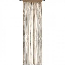 Provázková Záclona Victoria Ca. 90x245cm
