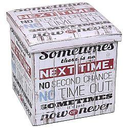 Sedací Box Setta